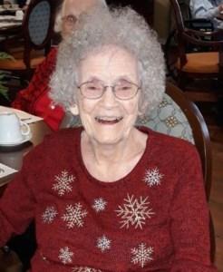 Gladys Lucille  White