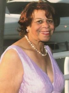 Doris Joyce  JACKSON