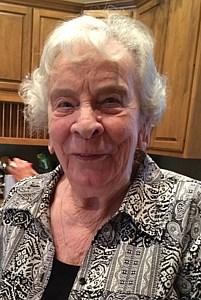 Margaret Evelyn  Cherry