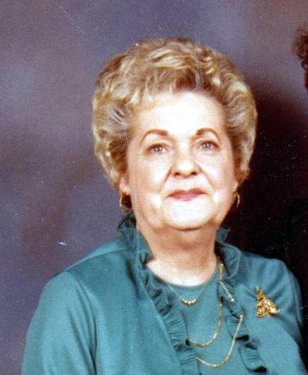 Mary Alice  Fouche