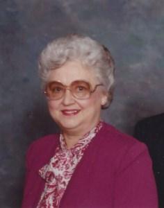 Helen Bernice Moore  Parks