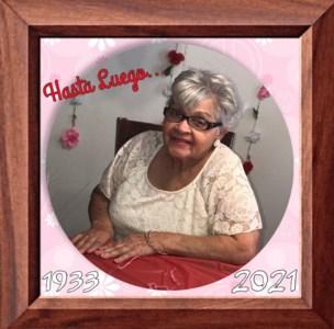 Antonia  Vega-Padilla (Antonia Camacho)