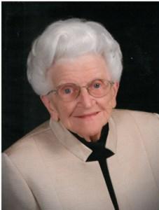 M. Gertrude  Wyss