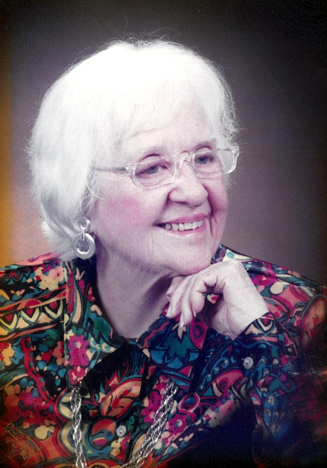 Mildred B.  Blair