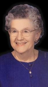 Marjorie Ann  (Wenning) Geis