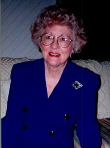 Anna Bell  Davidson