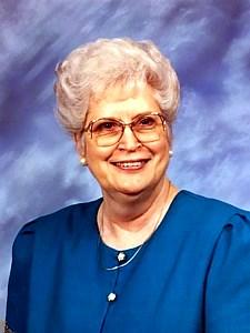 Patsy Ruth  Sykes