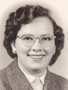 Loretta Lou  (Martin) Weiser