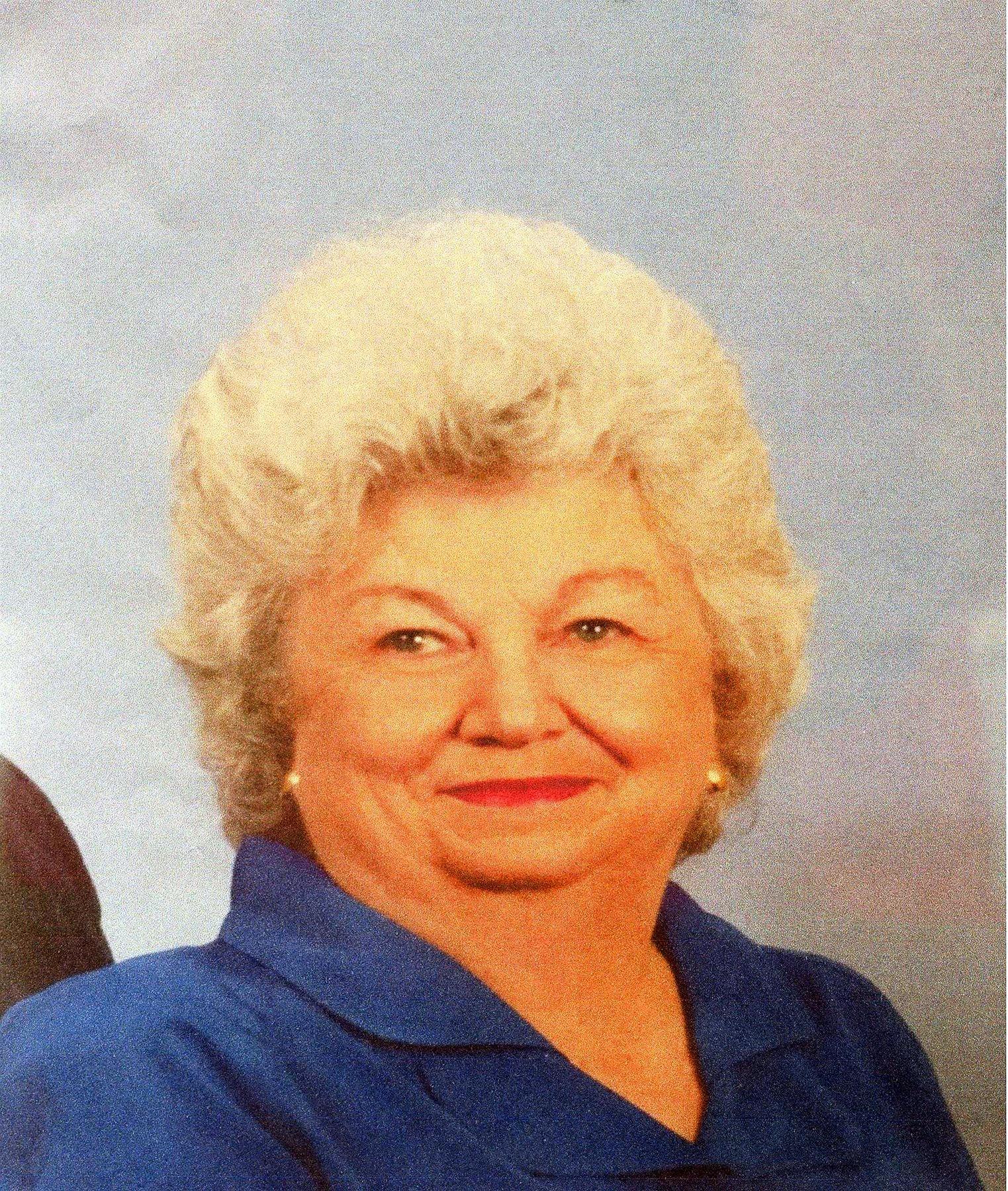 Nancie P  Carter