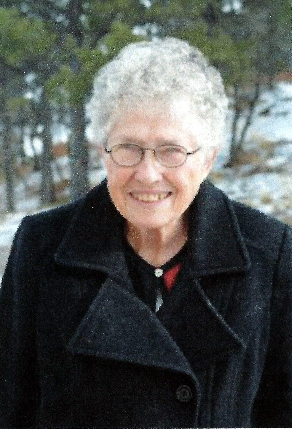 Beatrice F.  Shetler