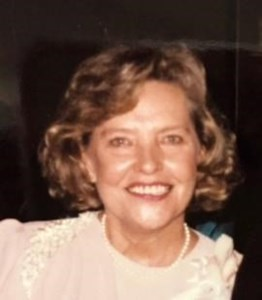 Nancy Helms  Wilson