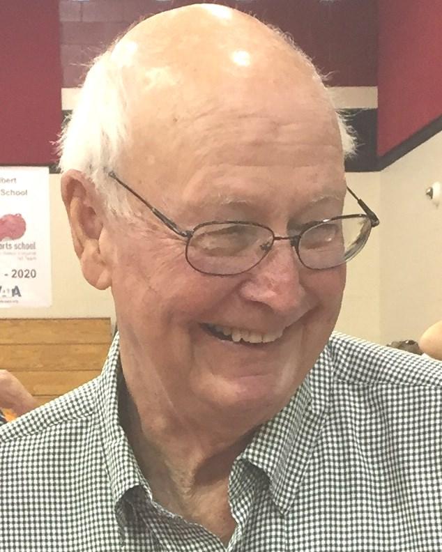 Captian James Argyle  McLauchlin III