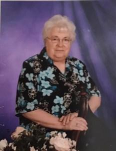 Doris Mae  Thomas