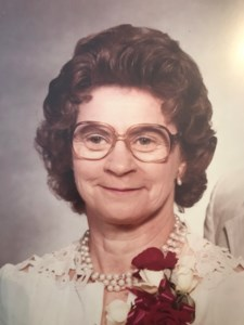 Ethel J.  Yarger