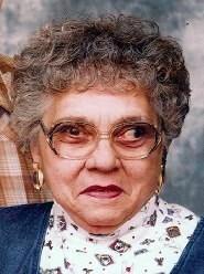Helen Virginia  Cook