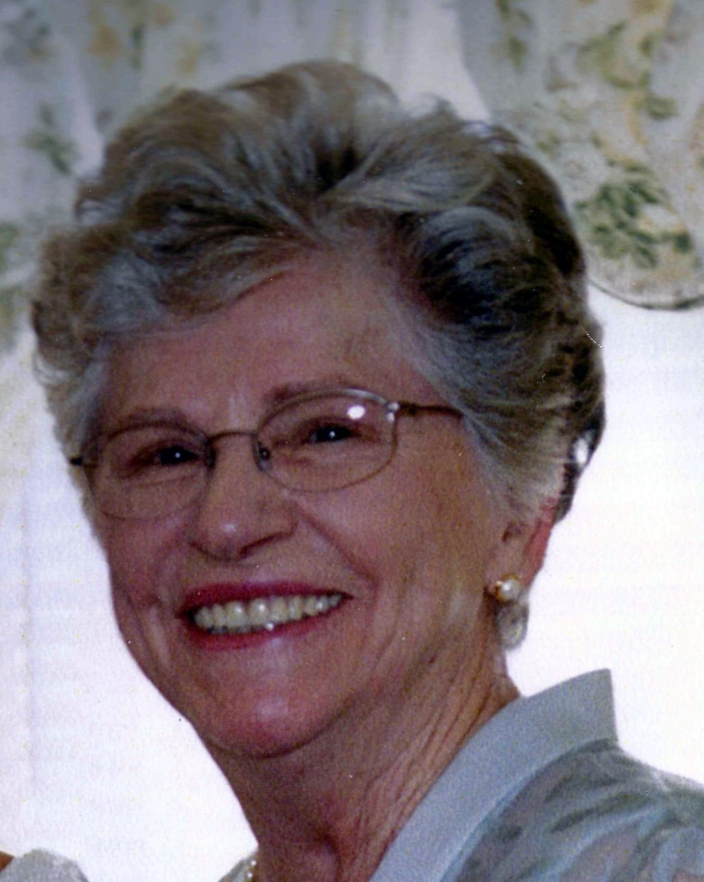 """Elizabeth """"Betty"""" Goodrich  Miller"""