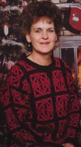 Shirley Ann  Ward