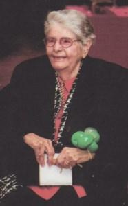 Carolyn Ruth  Smith