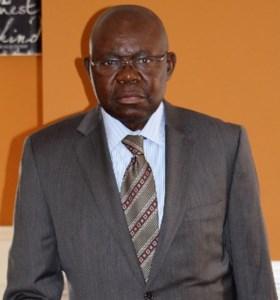 Prof. Sylvain Djedi  Ohonge