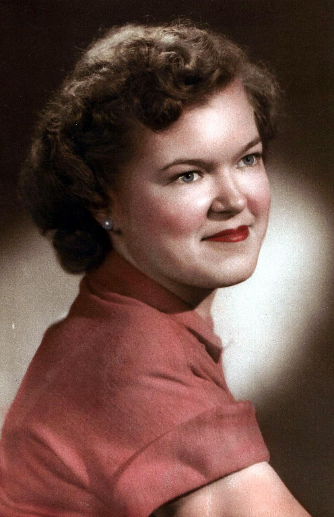 Eileen Bernice  Grenier