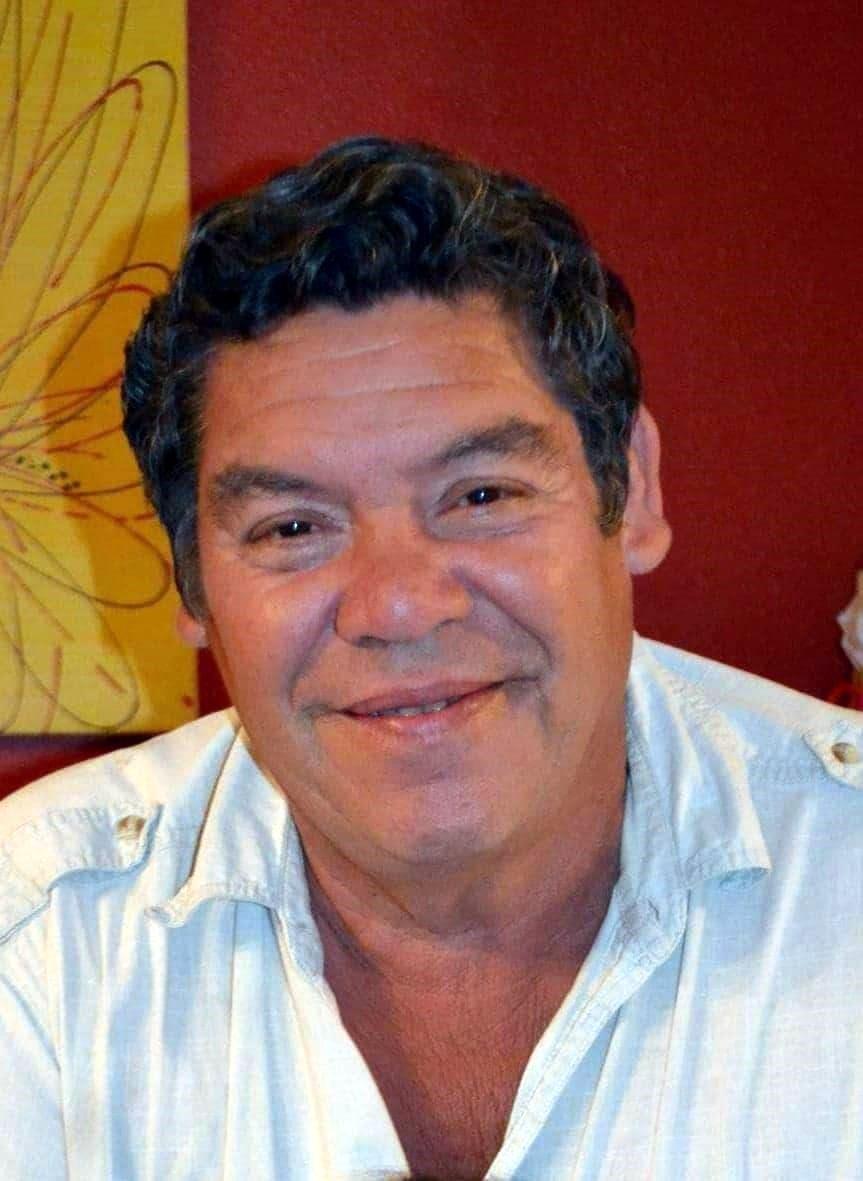 "Alfredo ""Rocha"" Salinas  Garza Jr."