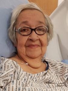 Rita Ethel  Benson