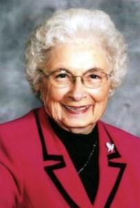 Blanche Sullivan  Peele