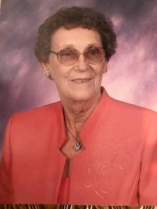 Mildred Ethel  Holbrook