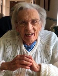 Mary Elizabeth  Mulhall
