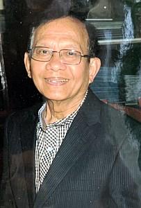Mr. Panfilo Ordonez  Montero  Sr.