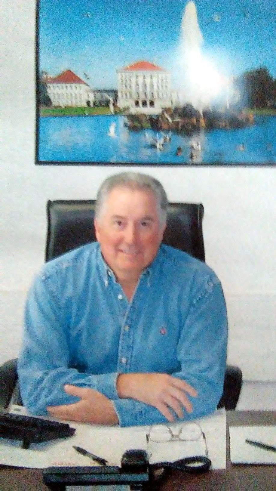 Jerry Estle  Johnson