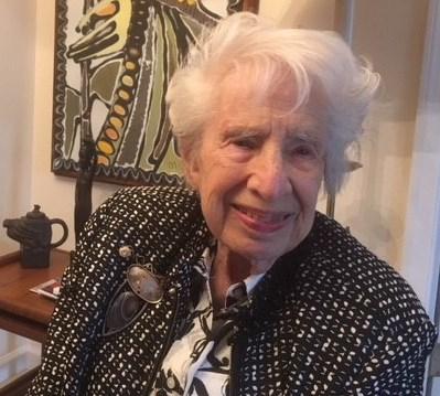 Gladys Freund  Barker
