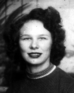 Mary Easter  Houck