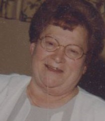 Betty V.  Weidner