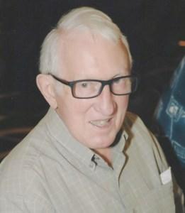 """Robert """"Bob"""" John  Hewitt"""