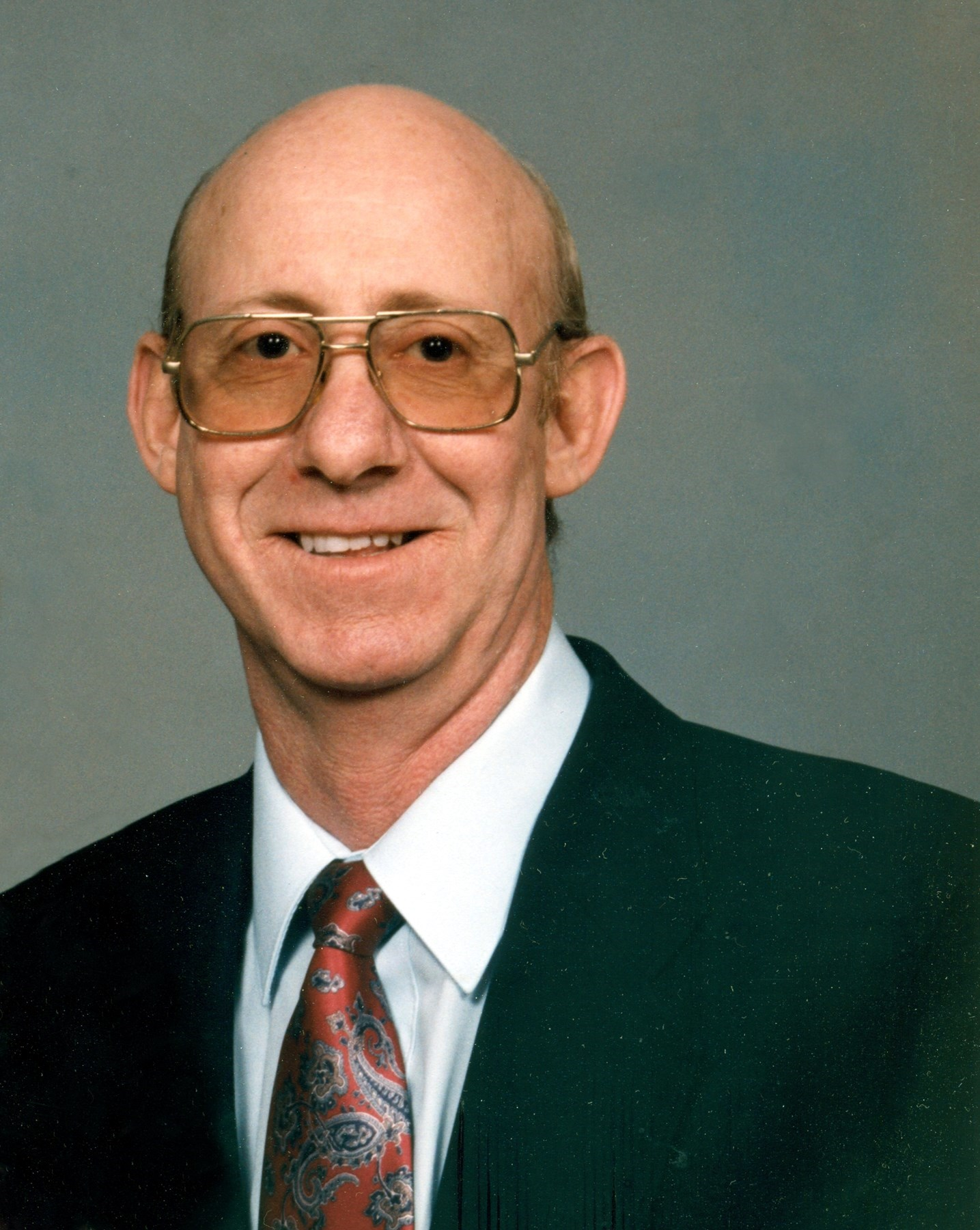 John Riley  Robinson