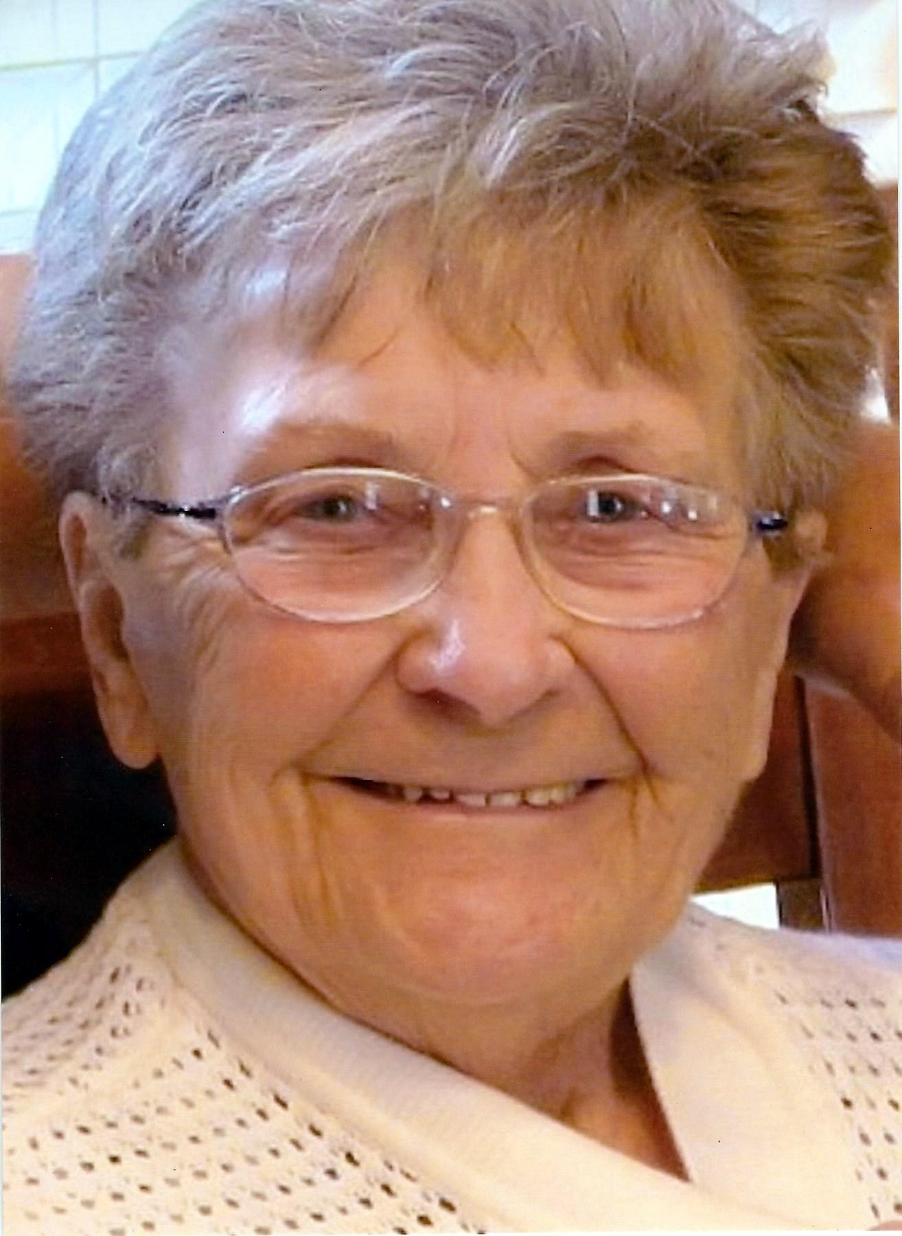 Gertrude Mary O'Loughlin  Hicks
