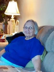 Betty Ruth  Sutton