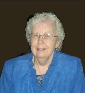 "Margaret ""Peggy"" Dickson  Rhinerson"