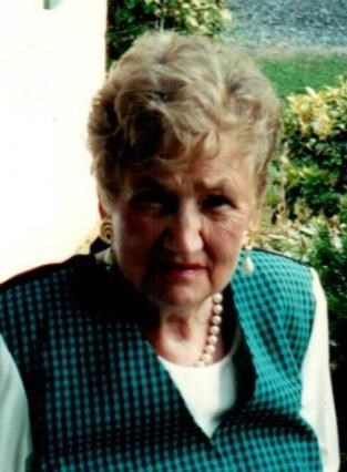Estella Blanche Hoover  Murray