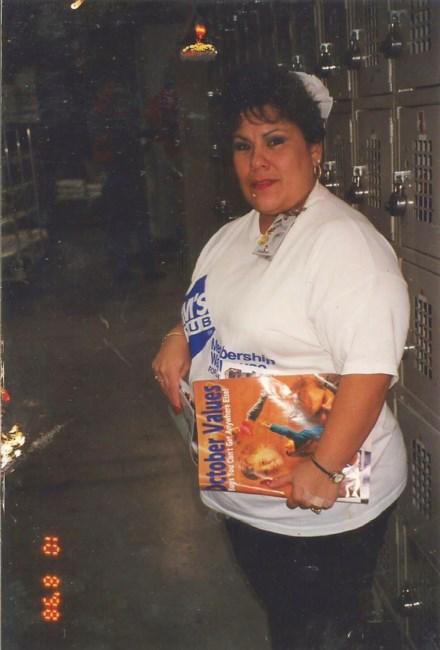 Sandra M  Ramos Obituary - San Antonio, TX