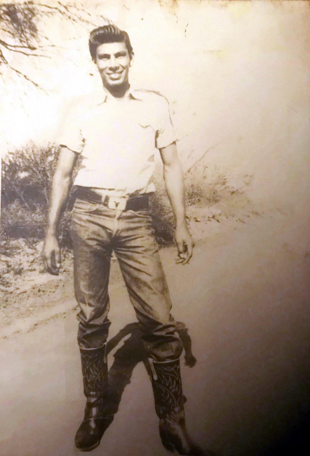 Jose R.  Sauceda