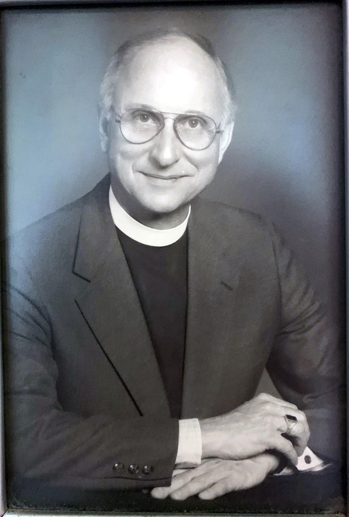 Reverend Ward Henry  Clabuesch