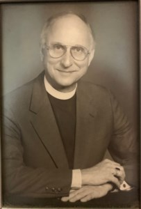 The Rev. Ward H.  Clabuesch