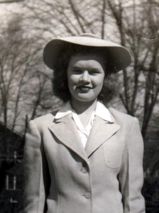 Martha Jane  Dellinger McMillan