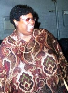 Yvonne Salley  Plyman