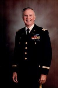 "U. S. Army Major (Ret.) Lawrence ""Dick"" Richard  Seadore"