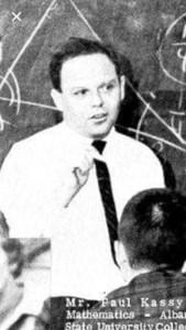 Paul N.  Kassy