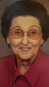 "Dorothy ""Dot"" Marie Schexnayder  Matherne"
