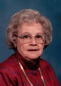 """Marie """"Betty"""" Elizabeth  McElroy"""